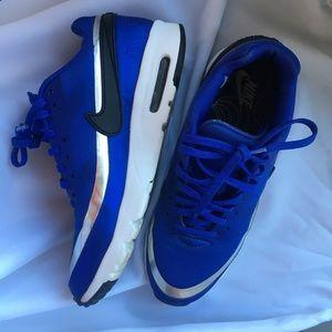 Vintage Blue, Nike sneakers size 37.5